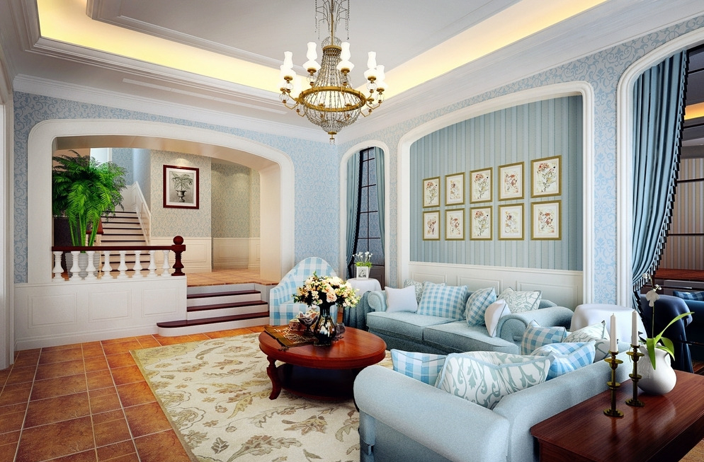家居装修4大要点 色彩光线一个不能少
