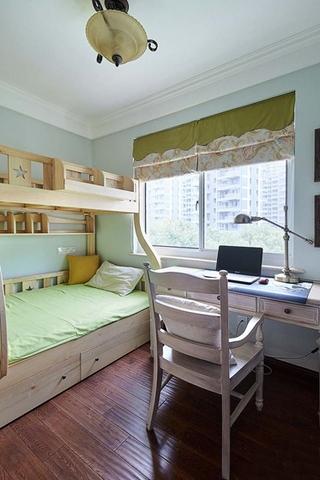 富有韵味的美式风格装修儿童房效果图