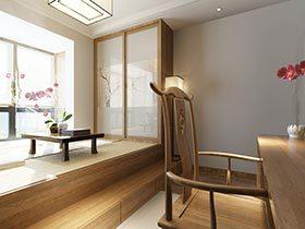6平方小卧室也很精彩  10款现代榻榻米房间装修图片