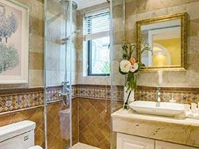 理想卫浴  10款卫生间装修效果图