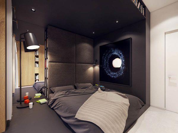 大户型装修卧室欣赏图