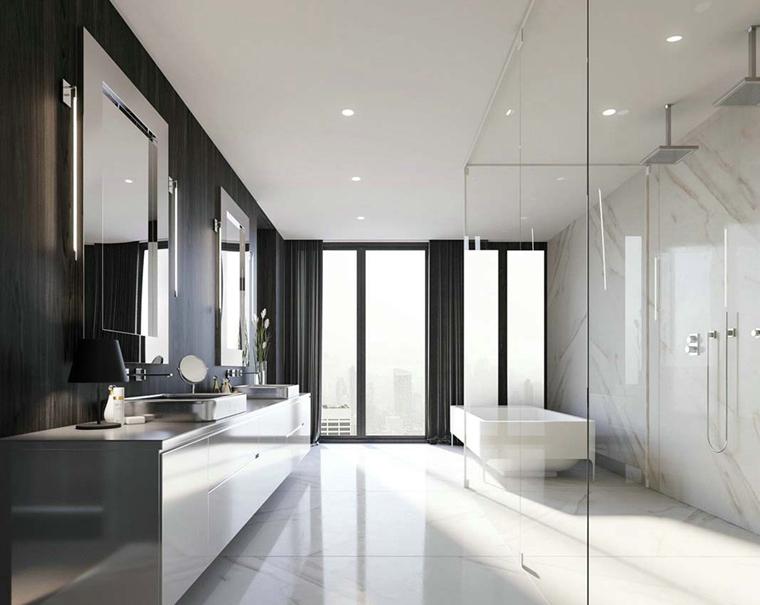洁净空间大户型装修玻璃隔断
