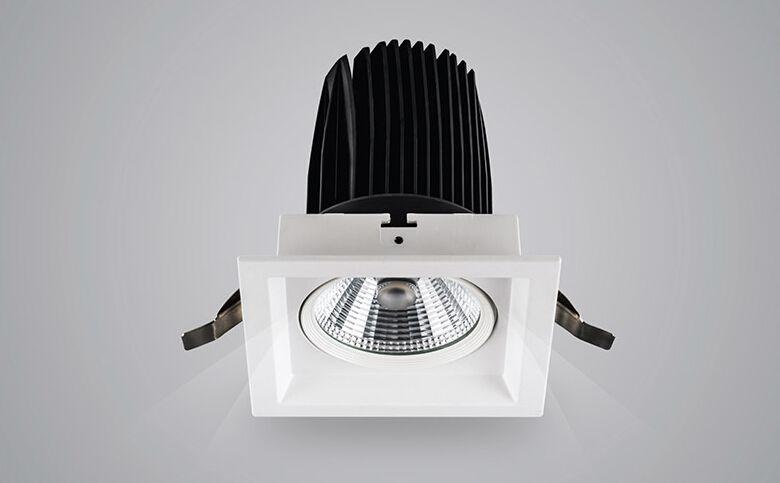 什么是格栅射灯 格栅射灯的优点