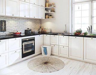 小户型复式装修厨房参考图