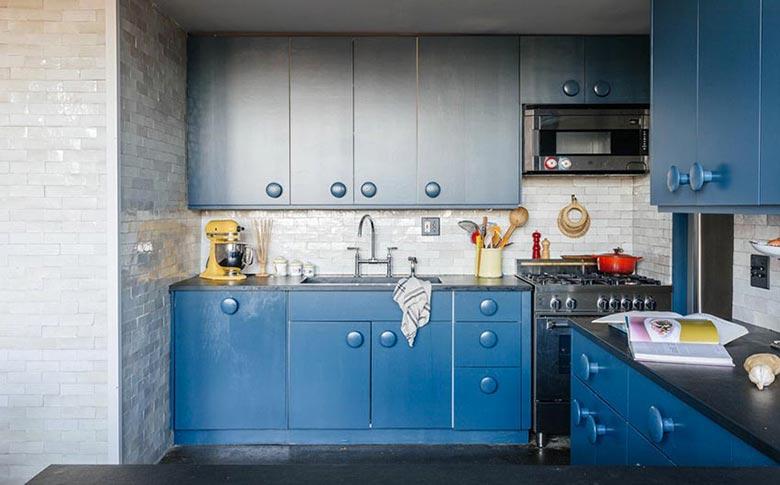 复式房子装修厨房装饰图
