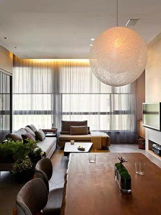 每一天都新鲜  10款简约客厅装修设计图4/10