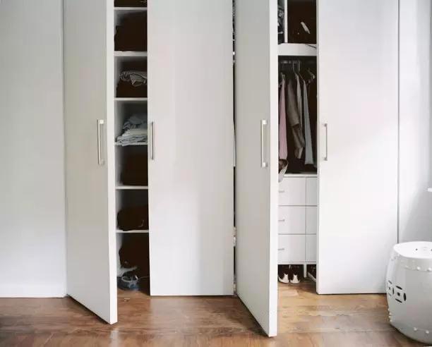 收纳型家具衣柜装修参考图