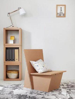 创意座椅设计构造图
