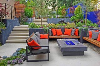 花园装修设计布置图