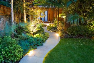 花园装修设计构造图