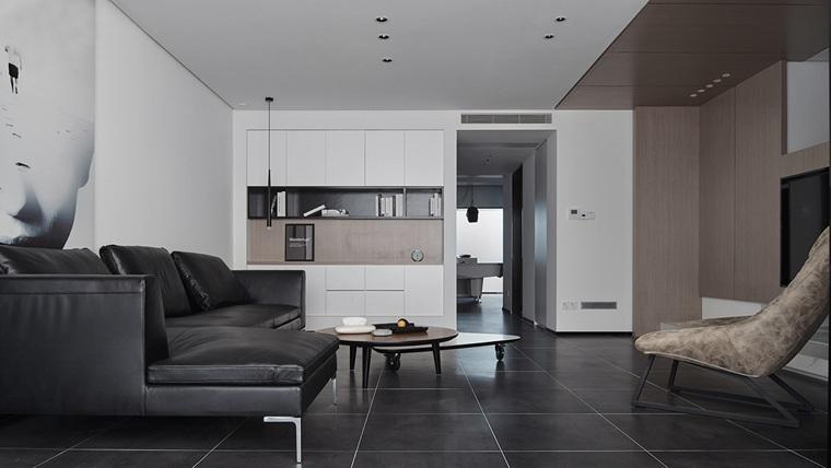 150平米复式装修客厅效果图