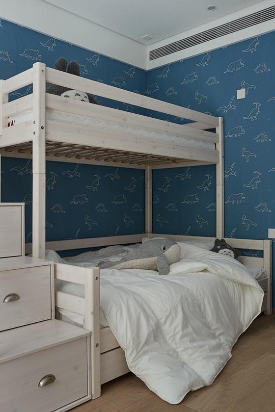 150平米复式装修子母床
