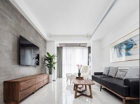 极简设计的典范  120平三居室装修