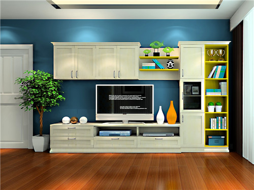 客厅电视柜多高_卧室电视柜尺寸-