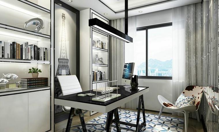 简约书房设计
