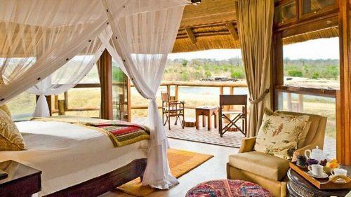 大自然的礼物 狂野神秘的非洲风格装修