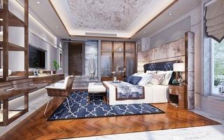 豪华卧室设计