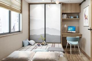 小卧室效果图