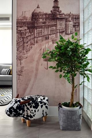 宜家风格公寓装修 让家从里到外精致起来3/10