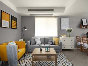 宜家风格公寓装修 让家从里到外精致起来