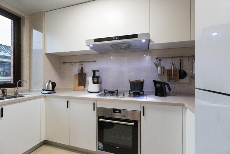 北欧风两居室装修厨房效果图