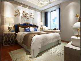 有品味的卧室装修效果图应该是这样的