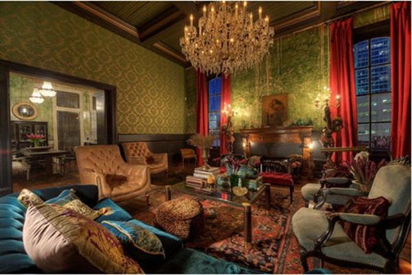哥特式装修风格怎么样 哥特式风格怎么选装饰家具