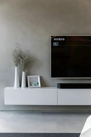 150平简约两居室装修效果图  宽敞大气4/10