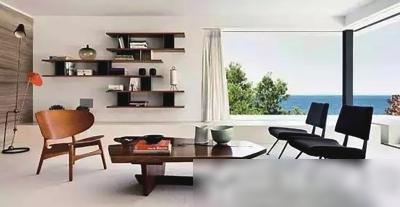 家具需要跟墙面搭配才有效果