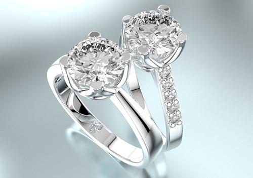 结婚钻戒多少钱一个 结婚钻戒买多大的合适