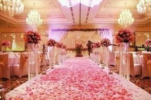 婚礼图片大全 如何举办一场浪漫温馨的婚礼图片