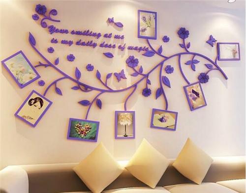 墙面装饰贴纸