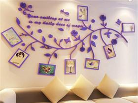 墙面装饰贴画效果图欣赏    墙面装饰贴画怎么粘帖