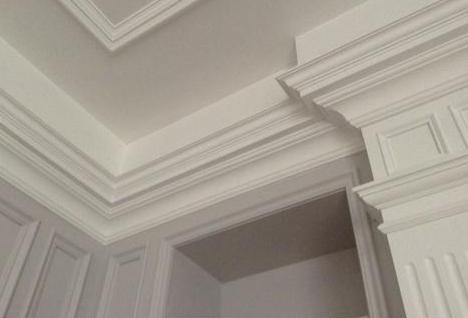昆明新房这样绕两圈石膏线,居然比我家奢华吊顶好看