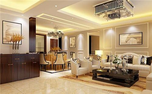 三室两厅装修步骤流程 三室两厅的房子如何装修_施工