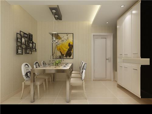 二室一廳裝修樣板間 90平米兩室一廳簡裝需要多少錢圖片