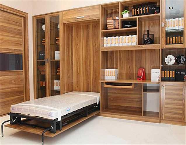 卧室空间太小,装修设计帮你忙!