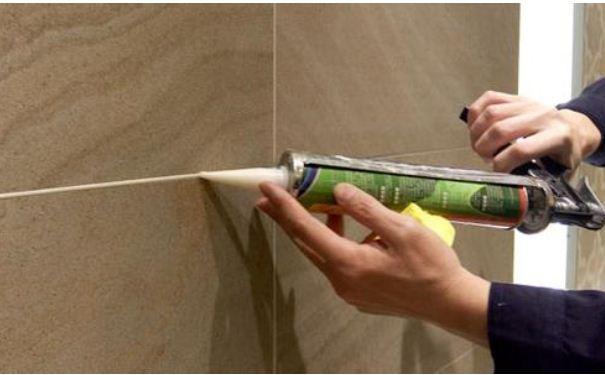 【龙茂装饰】瓷砖美缝剂如何施工瓷砖美缝剂施工步骤