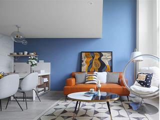 90平摩洛哥时尚loft公寓 把生活过成艺术