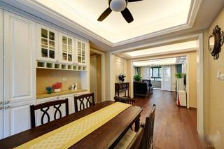 8万搞定120平两居室装修餐桌图片