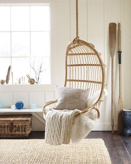 吊篮式吊椅装修设计
