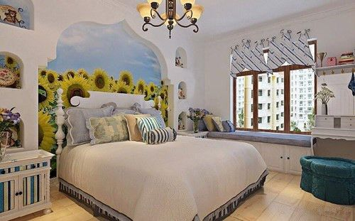 私人房子装修效果图给我们呈现一个实用温馨又有特色的家装设计,家装