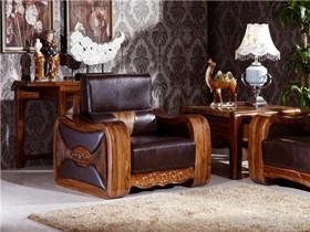 一套乌金木沙发多少钱 乌金木家具要保持好空气中的湿度