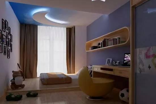 踏踏米卧室设计图片 教你如何把卧室变得更惬意