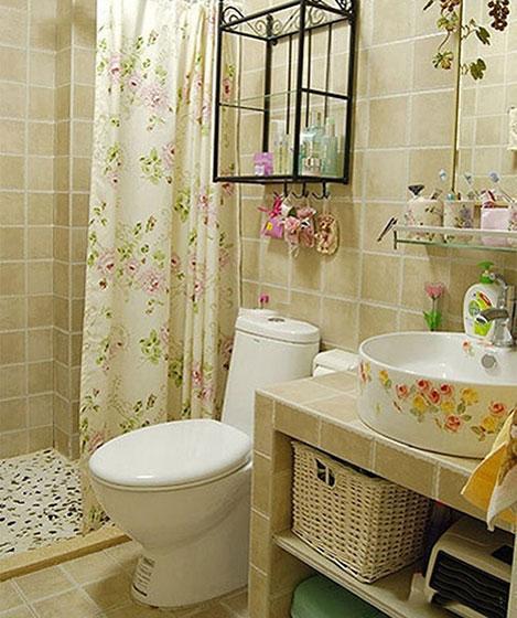 小户型厕所装修设计