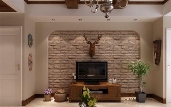 文化砖电视背景墙施工步骤 文化砖电视背景墙装修注意