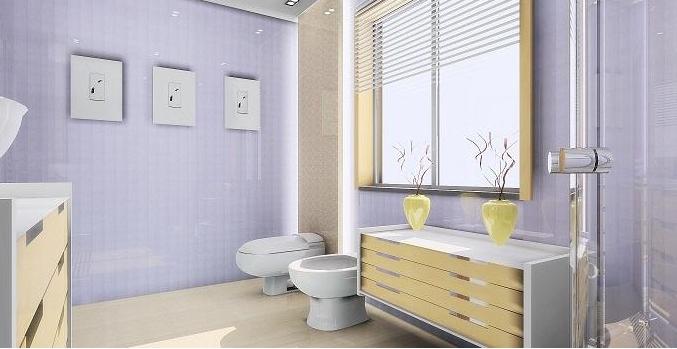 你家卫生间还在做玻璃隔断吗?聪明人都这样装,省钱又好看!