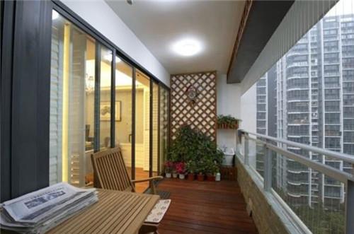 客厅阳台设计要点有哪些 如何发挥客厅阳台的最大功用
