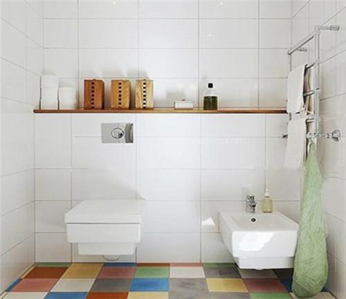 2平米卫生间装修效果图,四个实用的装修技巧