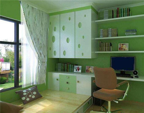 榻榻米书房装修效果图 榻榻米书房满足您多样化的需求图片